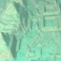 Фото из Интернета. Пирамиды под водой