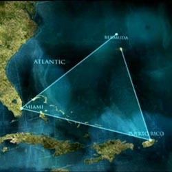 Фото.Бермудский треугольник