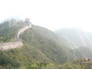 Фото1.Великая Китайская стена
